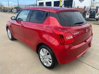 2019 Suzuki Swift AZ GL Navigator Red 5 Speed Manual Hatchback