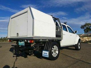 2014 Tata Xenon (4x4) White 5 Speed Manual Dual Cab Utility