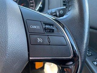 2015 Mitsubishi ASX LS Silver Sports Automatic Wagon