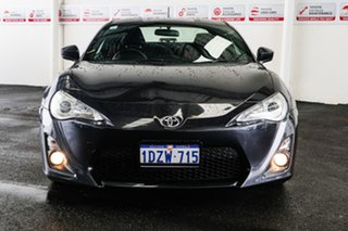 2012 Toyota 86 ZN6 GT Tornado Grey 6 Speed Manual Coupe