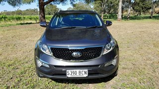 2014 Kia Sportage SL MY14 Si 2WD Premium Dark Gun Metal 6 Speed Sports Automatic Wagon.