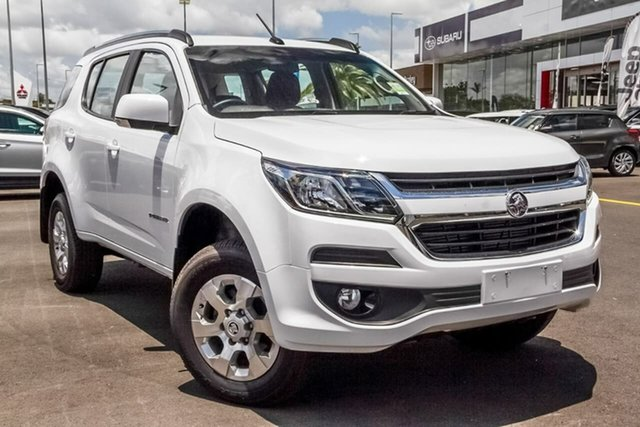 Used Holden Trailblazer RG MY19 LT Aspley, 2019 Holden Trailblazer RG MY19 LT White 6 Speed Sports Automatic Wagon