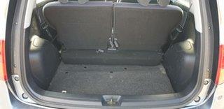 2006 Mitsubishi Colt RG MY06 LS Blue 1 Speed Constant Variable Hatchback