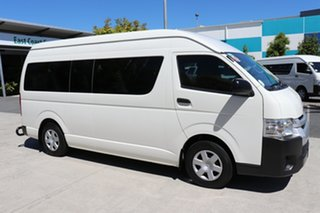 2014 Toyota HiAce KDH223R MY14 French Vanilla Automatic Bus