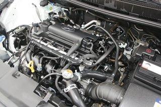 2015 Hyundai Accent RB3 MY16 Active White 6 Speed CVT Auto Sequential Sedan