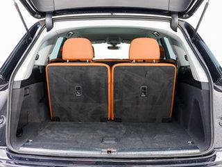 2017 Audi Q7 4M MY17 3.0 TDI Quattro Blue 8 Speed Automatic Tiptronic Wagon
