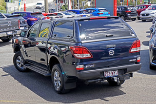 2016 Mazda BT-50 UR0YG1 XT Blue 6 Speed Sports Automatic Utility.