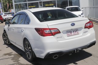 2018 Subaru Liberty B6 MY18 2.5i CVT AWD Premium White 6 Speed Constant Variable Sedan