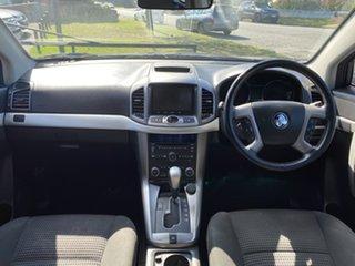 2014 Holden Captiva CG MY15 7 LS Grey 6 Speed Sports Automatic Wagon