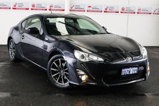 2012 Toyota 86 ZN6 GT Tornado Grey 6 Speed Manual Coupe.