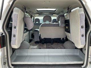 2002 Mitsubishi Delica PD6W Limited 20th Anniversary Silver Sports Automatic Van Wagon