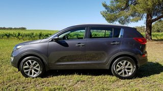 2014 Kia Sportage SL MY14 Si 2WD Premium Dark Gun Metal 6 Speed Sports Automatic Wagon