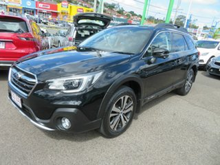 2019 Subaru Outback B6A MY19 2.5i CVT AWD Premium Black 7 Speed Constant Variable Wagon.