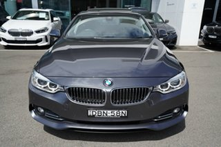 2015 BMW 420d F36 MY15 Gran Coupe Luxury Line Mineral Grey 8 Speed Automatic Coupe