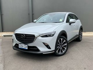 2020 Mazda CX-3 DK2W7A Akari SKYACTIV-Drive FWD Ceramic 6 Speed Sports Automatic Wagon