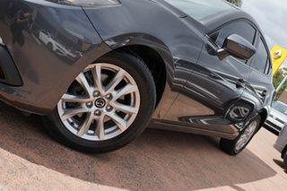 2014 Mazda 3 BM Maxx Grey 6 Speed Manual Hatchback.