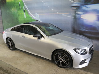 2017 Mercedes-Benz E220 238 MY17.5 D 9 Speed Automatic G-Tronic Coupe.