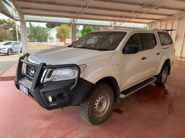 Used Nissan Navara D23 SL (4x4) Katanning, 2018 Nissan Navara D23 SL (4x4) White 7 Speed Automatic Dual Cab