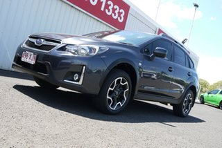 2017 Subaru XV G4X MY17 2.0i Lineartronic AWD Grey 6 Speed Constant Variable Wagon.