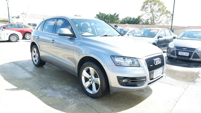 Used Audi Q5 8R TDI S Tronic Quattro St James, 2009 Audi Q5 8R TDI S Tronic Quattro Grey 7 Speed Sports Automatic Dual Clutch Wagon
