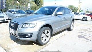 2009 Audi Q5 8R TDI S Tronic Quattro Grey 7 Speed Sports Automatic Dual Clutch Wagon.