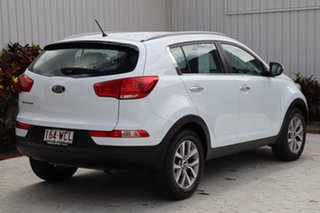 2015 Kia Sportage QL MY16 Si 2WD White 6 Speed Sports Automatic Wagon