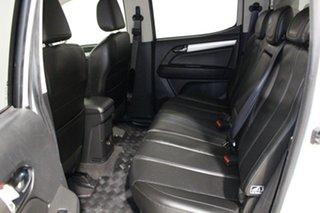 2019 Holden Colorado RG MY19 Z71 (4x4) (5Yr) White 6 Speed Automatic Crew Cab Pickup