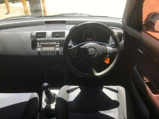 2010 Suzuki Swift EZ 07 Update White 5 Speed Manual Hatchback.