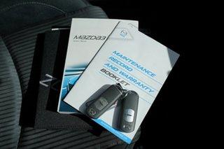 2014 Mazda 3 BM Maxx Grey 6 Speed Manual Hatchback