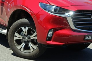 2020 Mazda BT-50 TFS40J GT Red Volcano 6 Speed Sports Automatic Utility