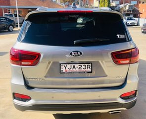 2019 Kia Sorento UM MY20 SLi AWD Grey 8 Speed Sports Automatic Wagon.