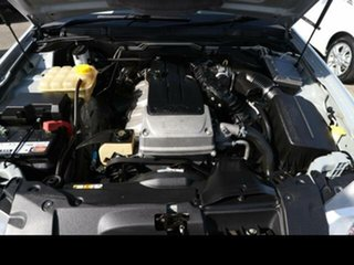 Ford FG G6 Sedan 4.0L DOHC DI-VCT I6 5 Speed Floor Auto (188 (zYAG952)