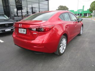 2016 Mazda 3 SP25 SKYACTIV-MT Sedan