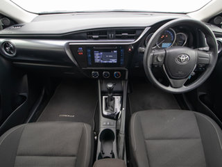 2017 Toyota Corolla ZRE182R MY15 Ascent Silver 7 Speed CVT Auto Sequential Hatchback