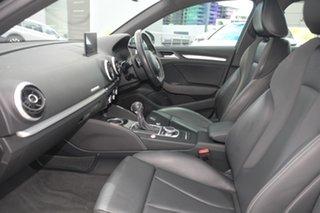2016 Audi S3 8V MY16 Sportback S Tronic Quattro Black 6 Speed Sports Automatic Dual Clutch Hatchback.