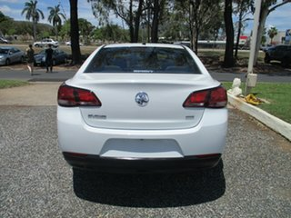 2015 Holden Commodore VF MY15 Evoke White 6 Speed Sports Automatic Sedan