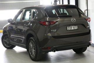 2017 Mazda CX-5 MY17 Maxx Sport (4x4) Titanium Flash 6 Speed Automatic Wagon.