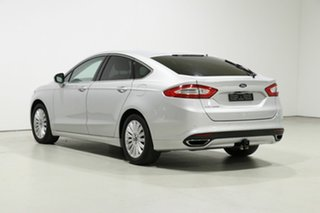 2016 Ford Mondeo MD Trend TDCi Silver 6 Speed Automatic Hatchback
