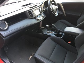 2014 Toyota RAV4 ASA44R MY14 GXL AWD Red/Black 6 Speed Sports Automatic Wagon