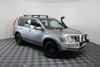 2012 Nissan X-Trail T31 Series V ST Grey 6 Speed Manual Wagon.