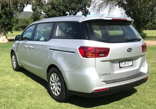 2020 Kia Carnival YP MY20 S Silver 8 Speed Sports Automatic Wagon