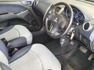 2005 Mitsubishi Colt RG XLS Blue 1 Speed Constant Variable Hatchback.