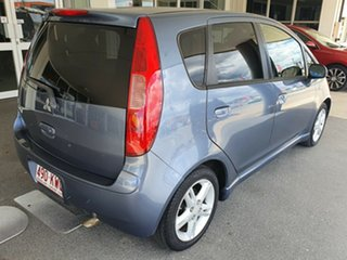 2005 Mitsubishi Colt RG XLS Blue 1 Speed Constant Variable Hatchback