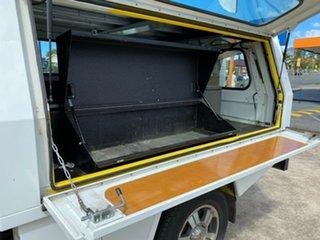 2012 Mitsubishi Triton MN MY12 GLX 4x2 White 4 Speed Automatic Utility