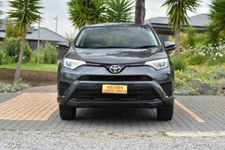 2016 Toyota RAV4 ZSA42R GX 2WD Grey 7 Speed Constant Variable Wagon.