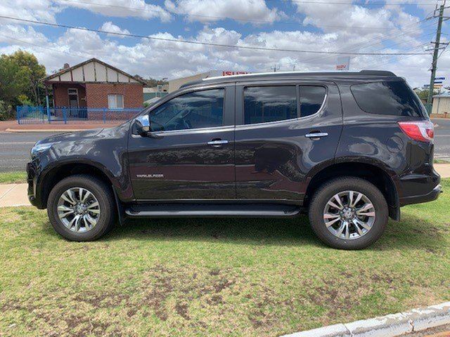 Used Holden Trailblazer MY20 LTZ (4x4) Katanning, 2020 Holden Trailblazer MY20 LTZ (4x4) Oxford Metallic 6 Speed Automatic Wagon