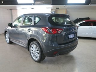 2014 Mazda CX-5 KE1022 Grand Touring SKYACTIV-Drive AWD Grey 6 Speed Sports Automatic Wagon