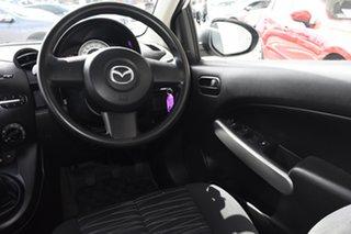 2009 Mazda 2 DE10Y1 Neo Crystal White 5 Speed Manual Hatchback