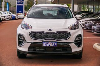 2020 Kia Sportage QL S White Sports Automatic SUV.