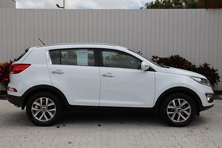 2015 Kia Sportage QL MY16 Si 2WD White 6 Speed Sports Automatic Wagon.